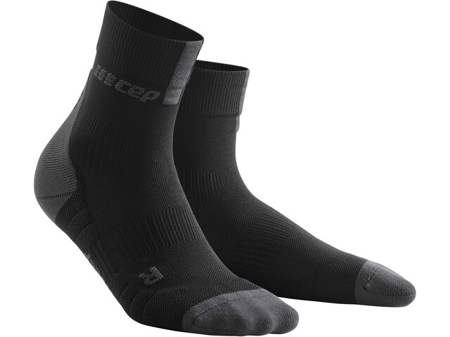 cep Short Socks 3.0 Women black/dark grey